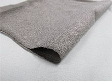 Conductive Continuous Loop Knit Fabric